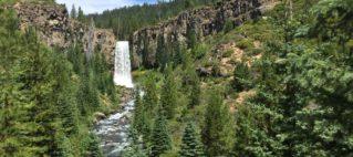USA 2017 – Tumalo Falls