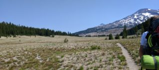 PCT | Oregon Section E | Three Sisters Wilderness