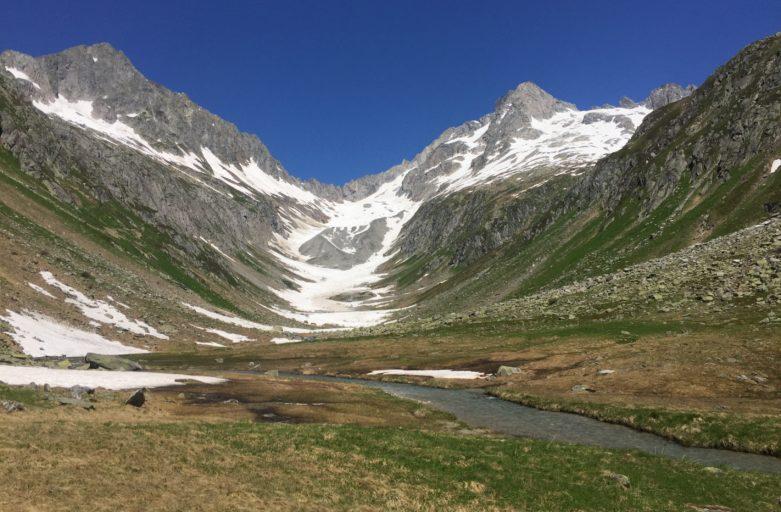 Gotthard Tunnel Trail - Sedrun